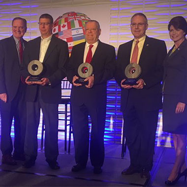 Gehl Foods, LLC awarded the 2018 Governors Export Achievement Award