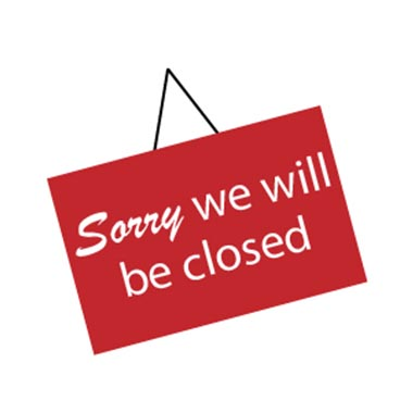 Gehl Foods 2017 holiday closures